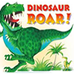 dinosaur roar cover