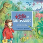 katie and the dinosaurs new cover