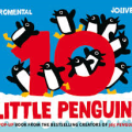 10 little penguins