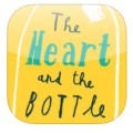 heart and bottle