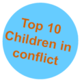 childrenin conflict