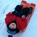 Leo sledging