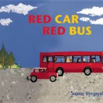 red car red bus