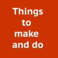 things to makeb-1