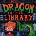 dragon in the library-thumb